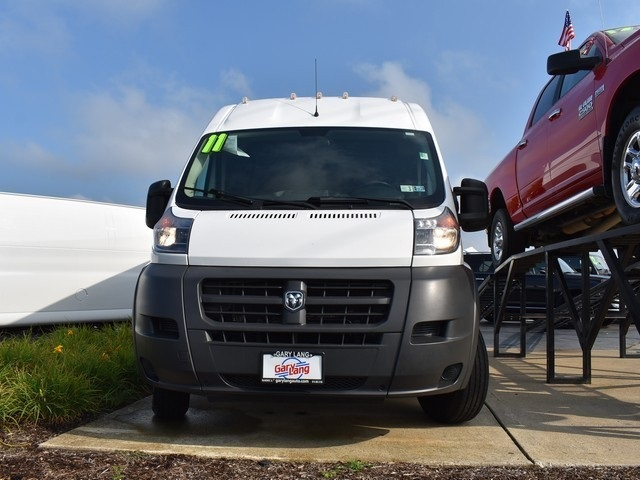 2017 ProMaster 2500 High Roof FWD,  Empty Cargo Van #CP6160 - photo 5