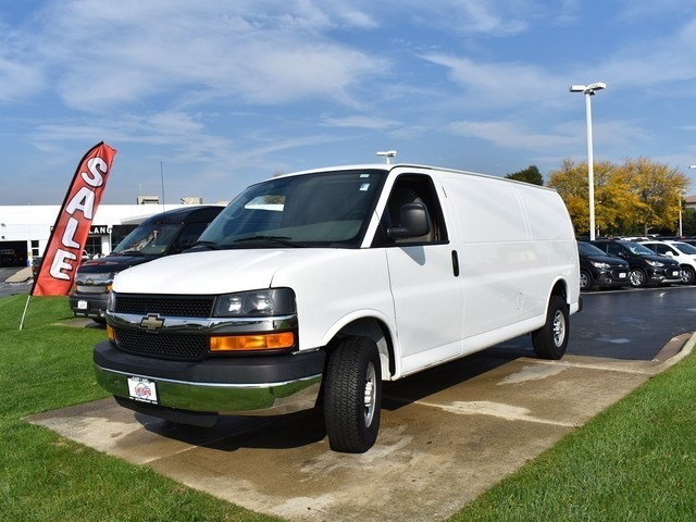 2015 Express 2500 4x2,  Upfitted Cargo Van #CP6193 - photo 5