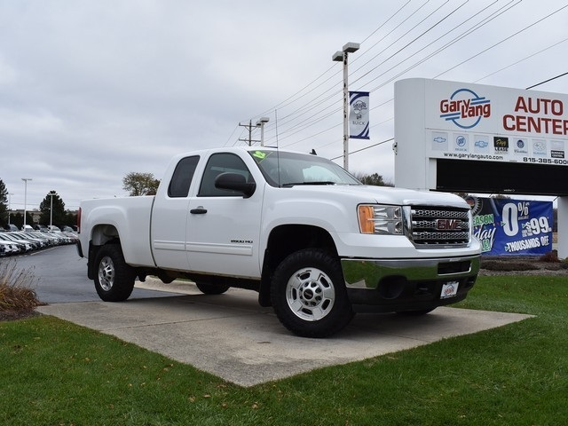 2012 Sierra 2500 Extended Cab 4x4,  Pickup #CP6251 - photo 3