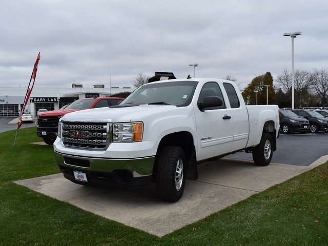 2012 Sierra 2500 Extended Cab 4x4,  Pickup #CP6251 - photo 1