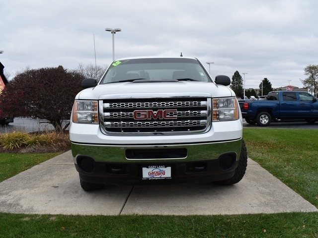 2012 Sierra 2500 Extended Cab 4x4,  Pickup #CP6251 - photo 5