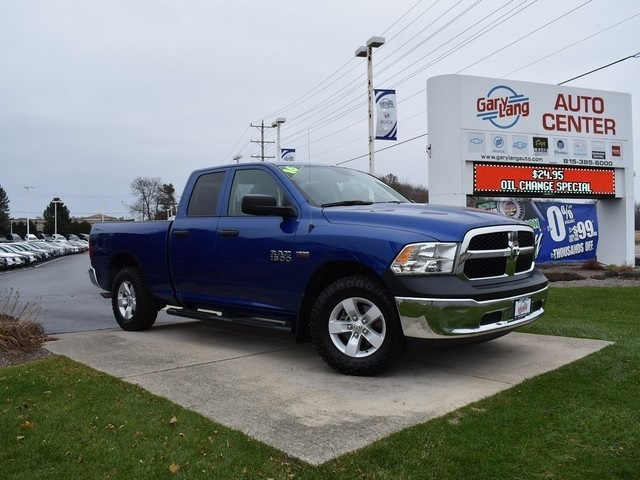 2016 Ram 1500 Quad Cab 4x4,  Pickup #CP6254 - photo 1
