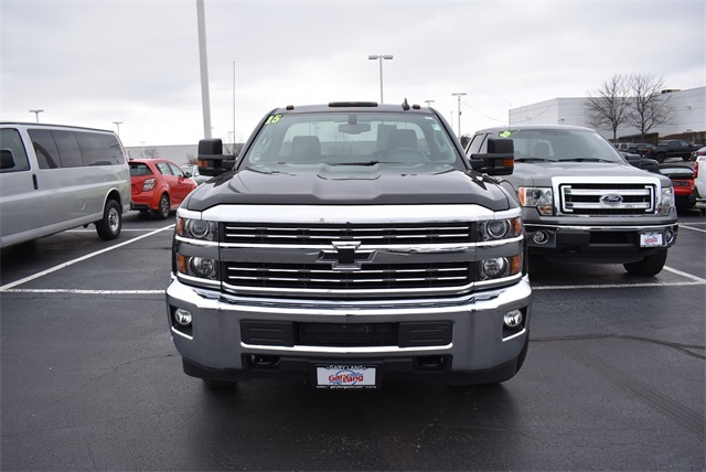 2015 Silverado 3500 Regular Cab DRW 4x4,  Cab Chassis #CP6298 - photo 6