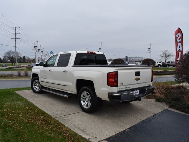 2014 Silverado 1500 Crew Cab 4x4,  Pickup #S190094A - photo 2