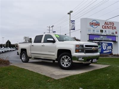 2014 Silverado 1500 Crew Cab 4x4,  Pickup #S190094A - photo 1
