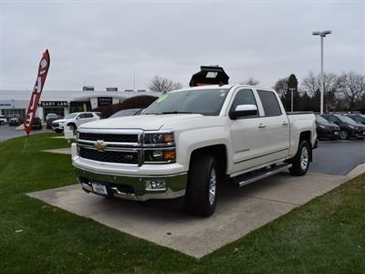 2014 Silverado 1500 Crew Cab 4x4,  Pickup #S190094A - photo 4