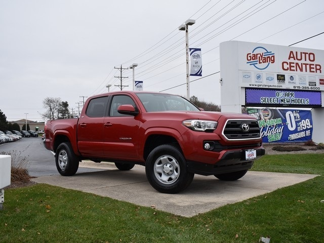 2016 Tacoma Double Cab 4x2,  Pickup #S190124A - photo 1