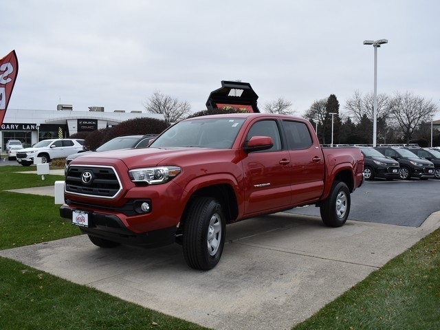2016 Tacoma Double Cab 4x2,  Pickup #S190124A - photo 5