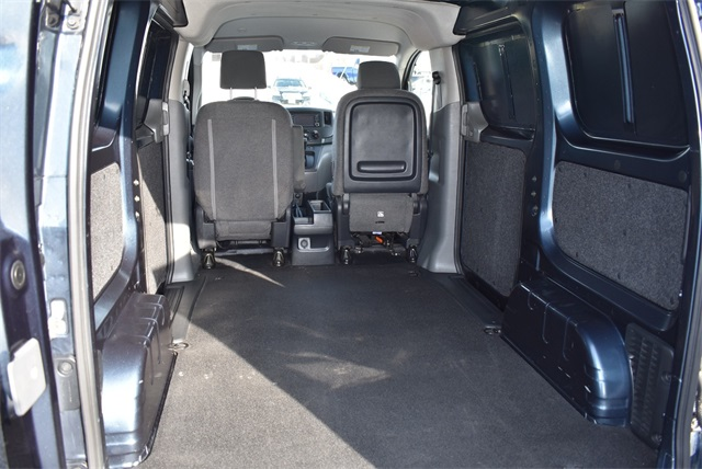 2017 NV200,  Empty Cargo Van #S190182B - photo 8