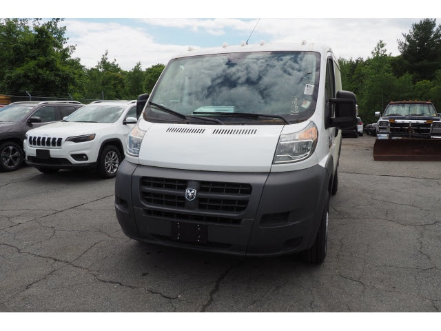 2017 ProMaster 1500 Low Roof FWD,  Empty Cargo Van #16222 - photo 8