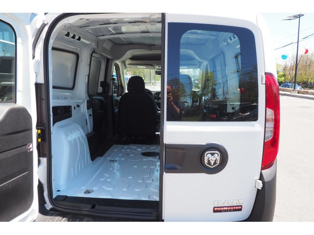 2018 ProMaster City FWD,  Empty Cargo Van #17133 - photo 10