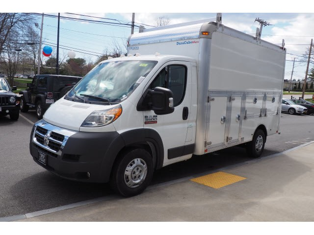 2018 ProMaster 3500 Standard Roof FWD,  Dejana Truck & Utility Equipment Service Utility Van #17334 - photo 6