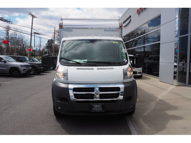 2018 ProMaster 3500 Standard Roof FWD,  Dejana Truck & Utility Equipment Service Utility Van #17334 - photo 7