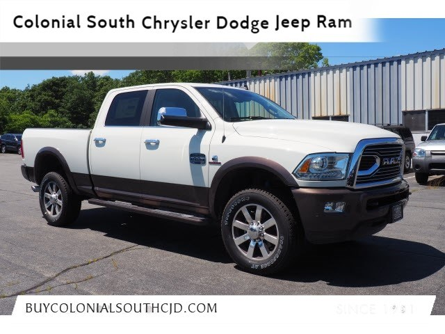 2018 Ram 2500 Crew Cab 4x4,  Pickup #17359 - photo 1