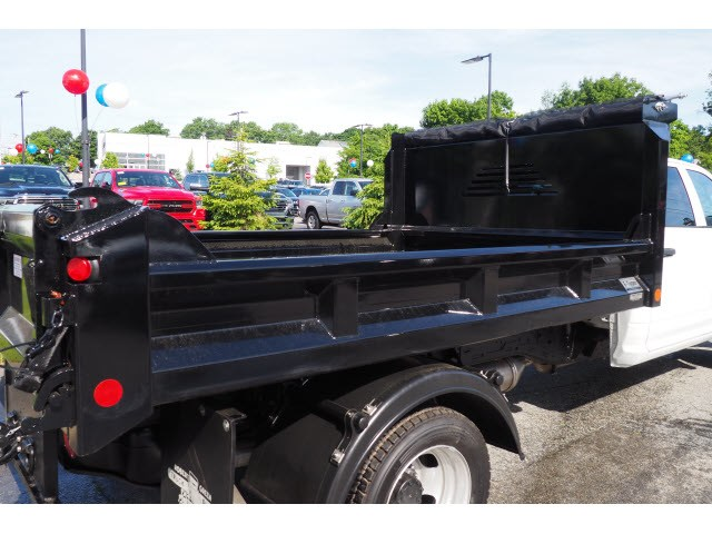 2017 Ram 4500 Crew Cab DRW 4x4,  Crysteel Dump Body #17467 - photo 11