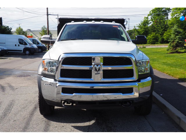 2017 Ram 4500 Crew Cab DRW 4x4,  Crysteel Dump Body #17467 - photo 7