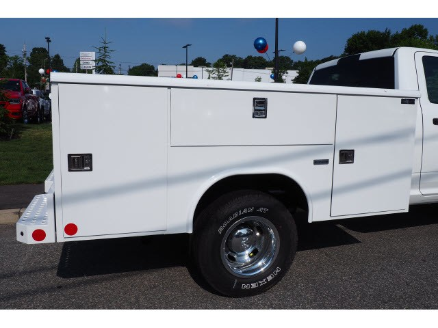 2018 Ram 3500 Regular Cab DRW 4x4,  Reading Service Body #17468 - photo 22