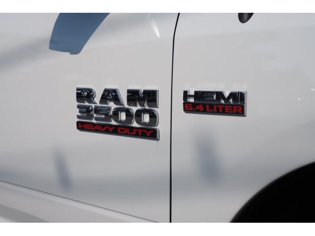 2018 Ram 3500 Regular Cab DRW 4x4,  Reading Service Body #17468 - photo 25