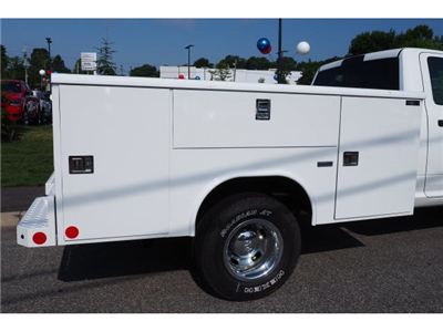 2018 Ram 3500 Regular Cab DRW 4x4,  Reading Classic II Steel Service Body #17468 - photo 22