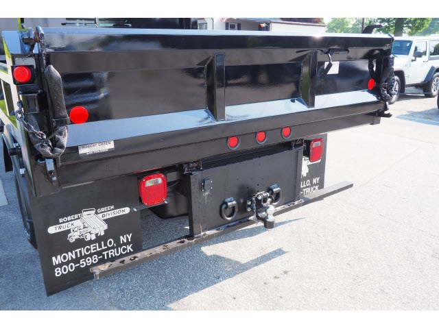 2018 Ram 3500 Regular Cab DRW 4x4,  Crysteel Dump Body #17469 - photo 21