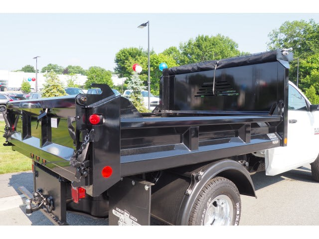 2018 Ram 3500 Regular Cab DRW 4x4,  Crysteel Dump Body #17469 - photo 22