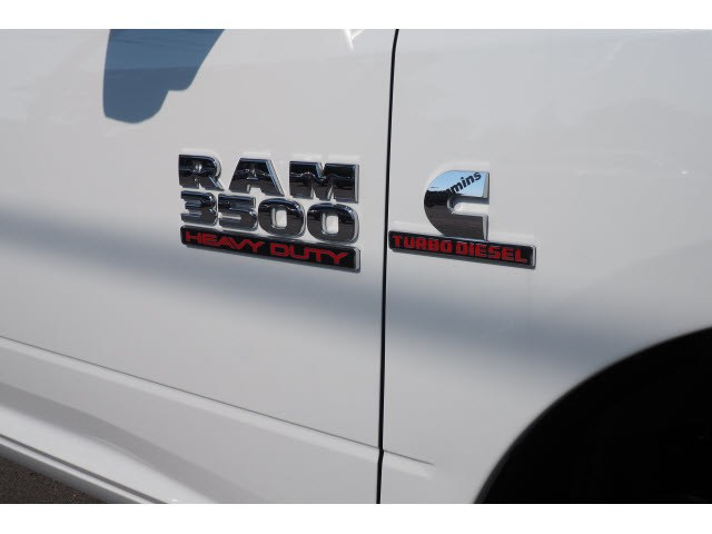 2018 Ram 3500 Regular Cab DRW 4x4,  Crysteel Dump Body #17469 - photo 24
