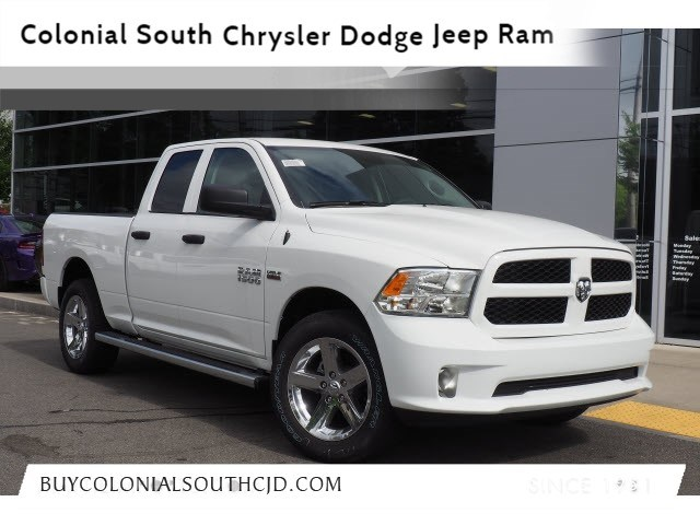 2018 Ram 1500 Quad Cab 4x4,  Pickup #17605 - photo 1