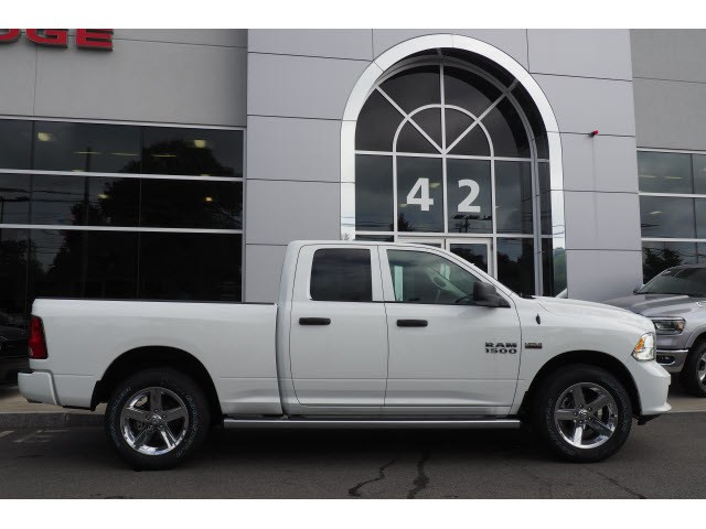 2018 Ram 1500 Quad Cab 4x4,  Pickup #17605 - photo 6