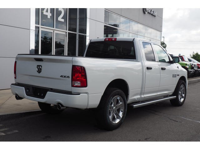 2018 Ram 1500 Quad Cab 4x4,  Pickup #17605 - photo 2
