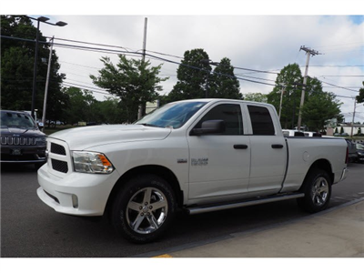 2018 Ram 1500 Quad Cab 4x4,  Pickup #17605 - photo 8