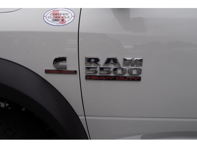 2018 Ram 5500 Regular Cab DRW 4x4,  Rugby Dump Body #17623 - photo 14