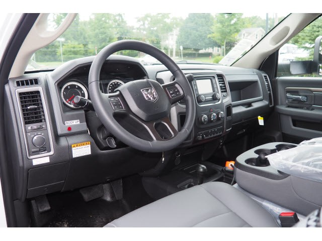2018 Ram 5500 Regular Cab DRW 4x4,  Rugby Dump Body #17623 - photo 19