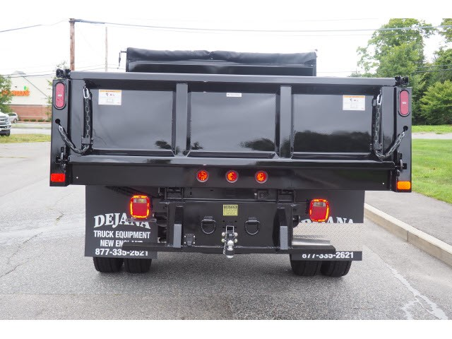 2018 Ram 5500 Regular Cab DRW 4x4,  Rugby Dump Body #17623 - photo 4