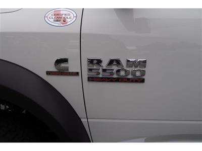 2018 Ram 5500 Regular Cab DRW 4x4,  Rugby Eliminator LP Steel Dump Body #17623 - photo 14