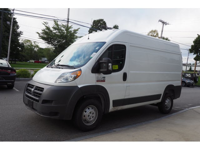 2018 ProMaster 2500 High Roof FWD,  Empty Cargo Van #17653 - photo 9