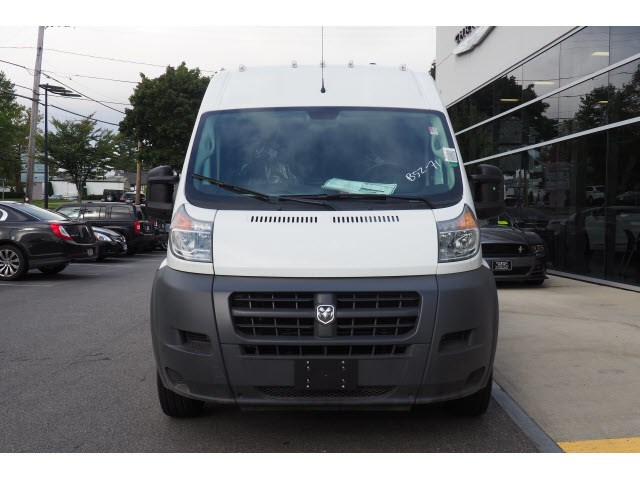 2018 ProMaster 2500 High Roof FWD,  Empty Cargo Van #17653 - photo 10