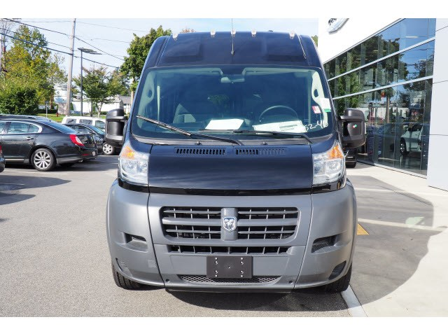 2018 ProMaster 3500 High Roof FWD,  Empty Cargo Van #17683 - photo 8