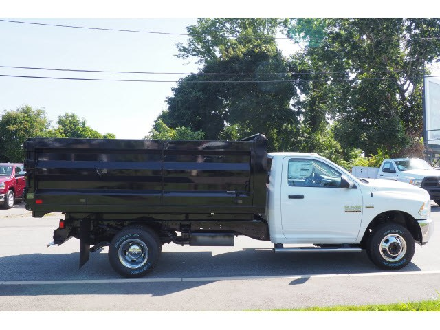 2018 Ram 3500 Regular Cab DRW 4x4,  Rugby Landscape Dump #17706 - photo 8