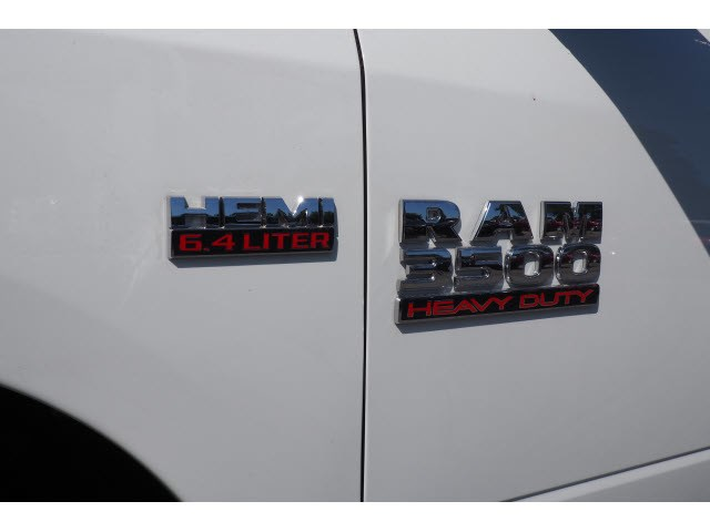 2018 Ram 3500 Regular Cab DRW 4x4,  Rugby Landscape Dump #17706 - photo 23