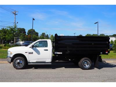 2018 Ram 3500 Regular Cab DRW 4x4,  Rugby Landscape Dump #17706 - photo 4