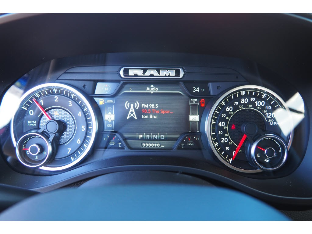 2019 Ram 1500 Crew Cab 4x4,  Pickup #17713 - photo 24