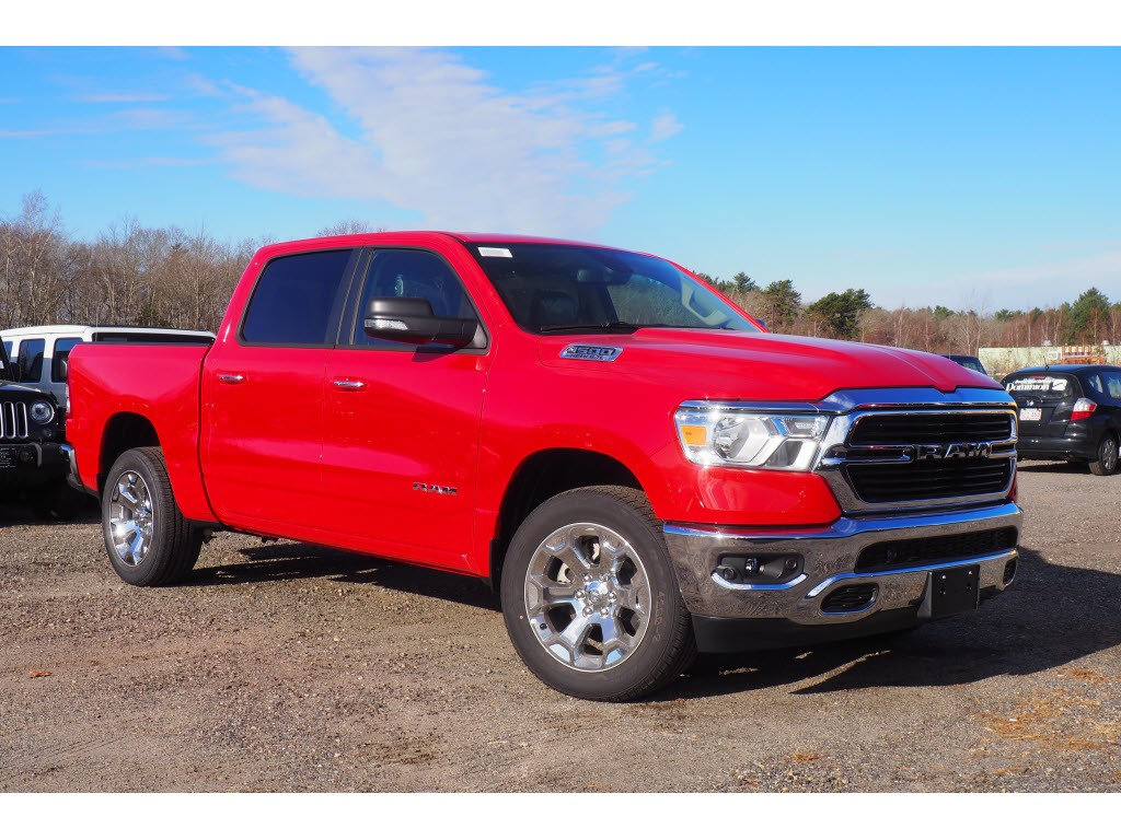 2019 Ram 1500 Crew Cab 4x4,  Pickup #17713 - photo 3