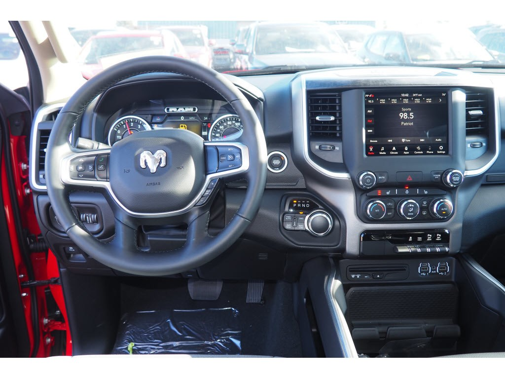 2019 Ram 1500 Crew Cab 4x4,  Pickup #17713 - photo 4