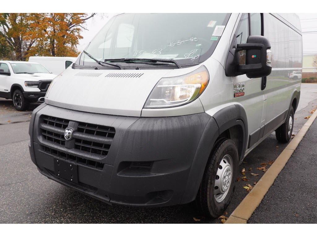 2018 ProMaster 2500 High Roof FWD,  Empty Cargo Van #17740 - photo 29