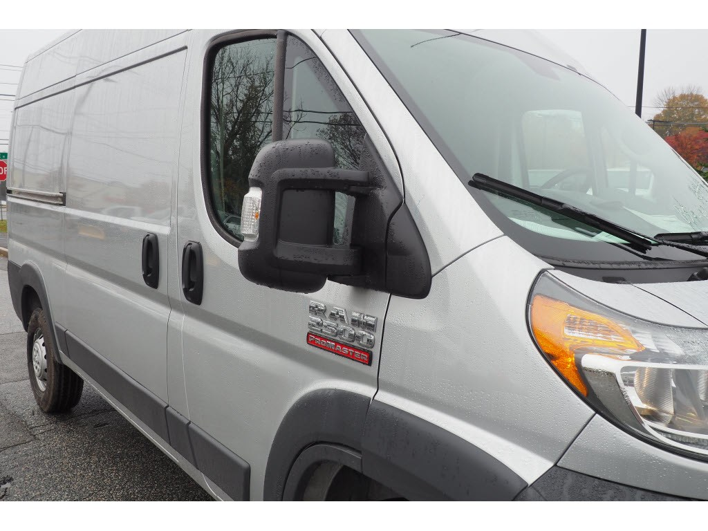 2018 ProMaster 2500 High Roof FWD,  Empty Cargo Van #17740 - photo 30