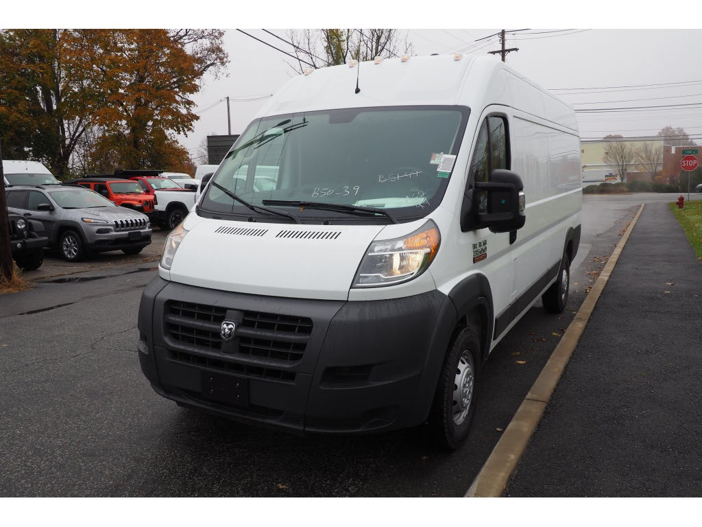 2018 ProMaster 3500 High Roof FWD,  Empty Cargo Van #17764 - photo 30