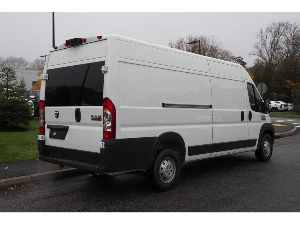 2018 ProMaster 3500 High Roof FWD,  Empty Cargo Van #17764 - photo 5