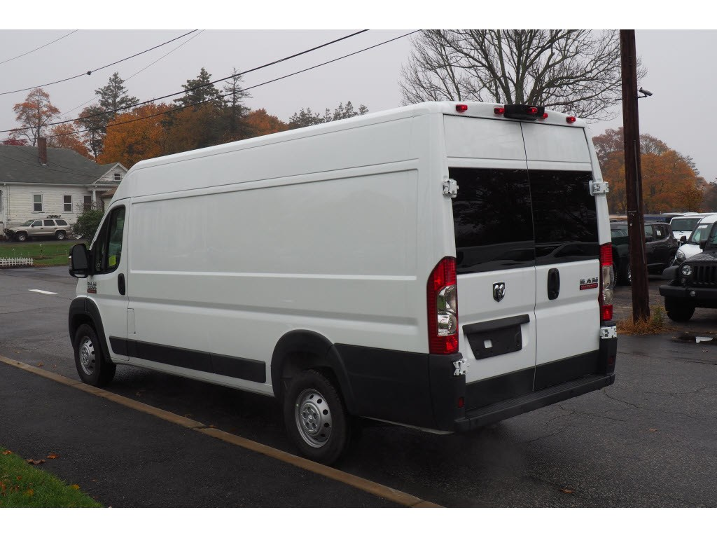 2018 ProMaster 3500 High Roof FWD,  Empty Cargo Van #17764 - photo 7