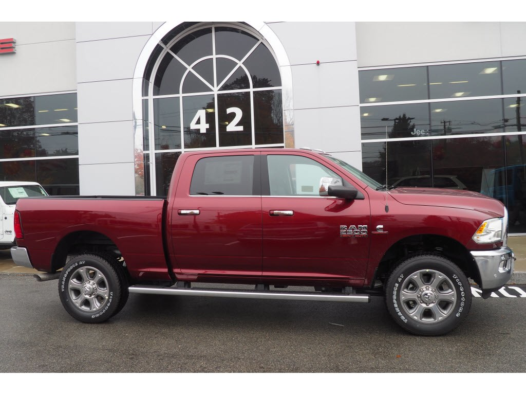 2018 Ram 2500 Crew Cab 4x4,  Pickup #17768 - photo 7