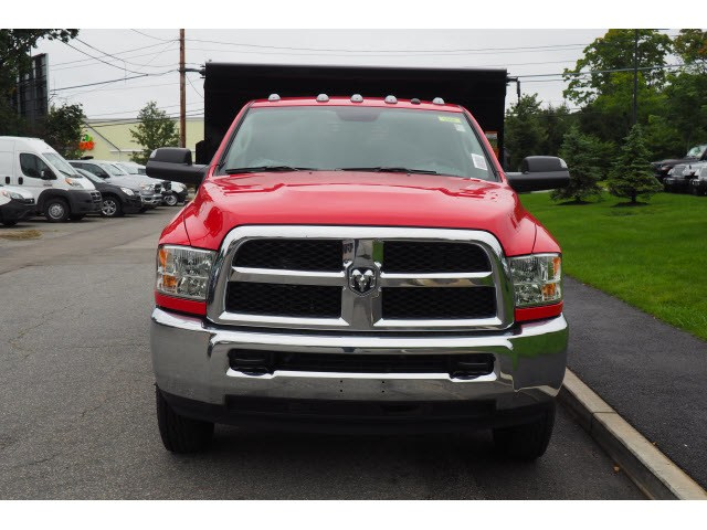 2018 Ram 3500 Regular Cab DRW 4x4,  Rugby Dump Body #17804 - photo 8